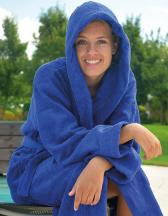Bathrobe with Hood